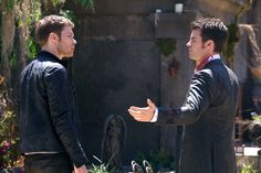 """""""From a Cradle to a Grave"""" - Don't miss the season finale of #TheOriginals TONIGHT at 8/7c!"""