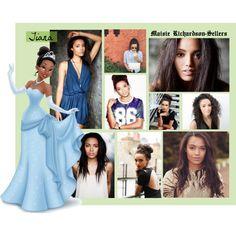 Disney Princess - Actresses