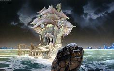 art by Roger Dean