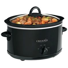 Simplify meal time with RV crock-pot cooking. From stews to deserts and nearly everything in between, crock-pots make delicious meals with little effort.
