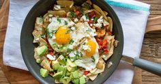 Healthier versions of your favorite hangover foods so you don't have to cheat on your New Year's resolution.