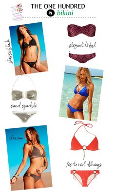 #8: Bikini - Which one to wear and two secrets to wearing them well.