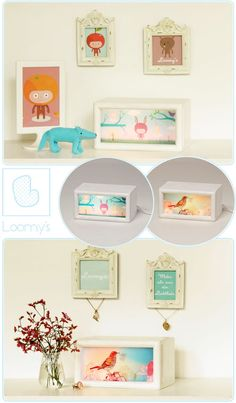 Let There Be Light: Loomy's Light Boxes For Kids