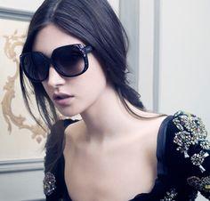Emilio Pucci Eyewear S/S 2012, Jacquelyn Jablonski