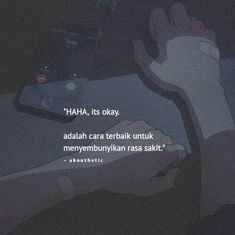 Its okay🙂 Quotes Lucu, Cinta Quotes, Quotes Galau, Message Quotes, Reminder Quotes, Text Quotes, Cartoon Quotes, Funny Quotes, Daily Quotes