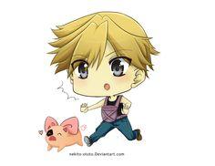 Mini Sterlyng y Bacon by nekito-ototo on DeviantArt