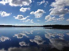 Beaver island-Font lake.  Photo:  Mary Druke, NorthernIslander.