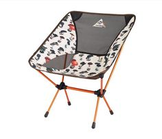 Helinox x Big Agnes x Burton Mushroom Shrooms Camp Chair One Limited Edition #Helinox