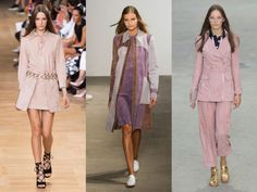 Spring 2015 Fashion: 8 Trends To Takeaway From The SS15 Catwalk Shows | Marie Claire. chloe - derek lam - chanel