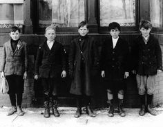 On December 12, 1917, the first group of boys arrived at Father Flanagan's children's home. He encouraged the homeless boys, many of whom lived in junkyards and railroad yards, to come and begin a new life. Father Flanagan's Home for Boys was a place where children received love and guidance without corporal punishment or verbal abuse. Within two weeks, more than 75 boys representing many different races and religions lived in the boarding house in downtown Omaha, Nebraska. | Boystown.org