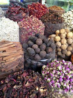 Dubais spice market