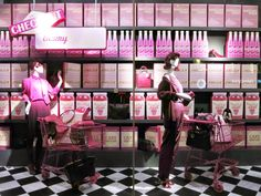 www.retailstorewindows.com: Debenhams, London