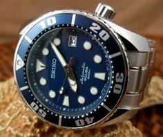 Seiko Sumo I will be getting next.