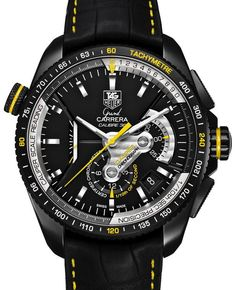 TAG Heuer Grand Carrera Calibre 36 Ti