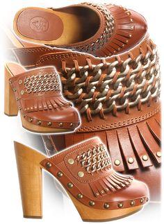 Zapatos para Mujer Ash, Detalle Modelo: souk-cuoio-