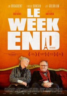 Le Week-End en Auditorio Municipal de Carballiño, Carballiño (Ourense) cine cinema Roger Michell
