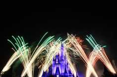 We have only 40 days left of the Wishes firework spectacular at the Magic Kingdom.  The new nighttime show Happily Ever After will begin May 12 and will be an 18 minute show of pyrotechnics and projection mapping on the castle.  Are you excited for this new change or do want Wishes to stay?  #Wishes #MagicKingdom #Fireworks #HappilyEverAfter