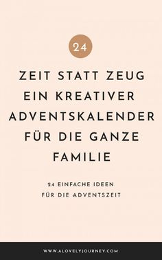 Time instead of stuff: A creative advent calendar without material commitment - Weihnachten: Basteln, DIY und Deko - diycrafts Trick Or Treat Games, Christmas Time, Christmas Crafts, Photo Calendar, Handmade Christmas Decorations, Natural Christmas, Make Photo, Halloween Night, Kids And Parenting