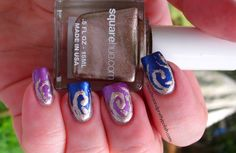 Square Hue:  Beverly Hills Collection (August 2014)  #nailpolish #subscriptionbox #squarehue