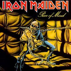 Piece of Mind Lanzamiento: 17 de mayo 1983