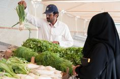Qatar's farmer's market at The Mazrourah Yard opens for a second season.