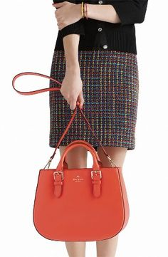 Kate Spade New York Charlotte Street-Sylvie Satchel