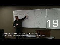 Career Opportunities with Douglas E. Welch » What Would You Like To Do? from Using the Career Compass to Find Your Work and Career [Video] (0:54)
