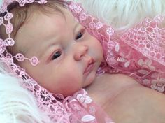 Reine Reborn Doll Kit by Ping Lau