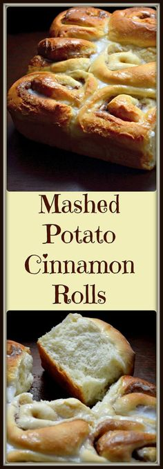 Every time I make this recipe for these easy mashed potato cinnamon rolls, I can't decide if I have more pleasure making or eating them. What about you?