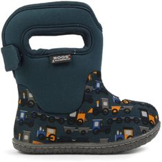 Baby Bogs Choo Choo Washable Boots are a great warm boot for all little boys! Available from Hirst Footwear Ltd