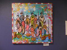 EXPOSITIE in UMCG Centrum voor Revalidatie Beatrixoord — Tatyana Murova Art Gallery