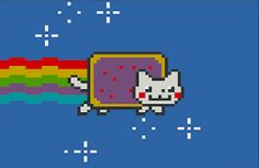 Image result for nyancat