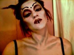 Lady Demon Makeup Tutorial