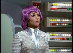 Lieutenant Nina Barry / Dolores Mantez (UFO)