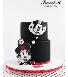Minnie lives Mickey