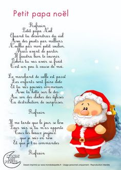 Chanson Noël cycle 1: