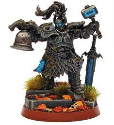 Warhammer Paint, Warhammer Models, Warhammer Fantasy, Warhammer 40000, Stormcast Eternals, Warhammer 40k Miniatures, Fantasy Miniatures, Mini Paintings, Game Pieces
