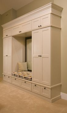 Master Bedroom Retreat - traditional - bedroom - seattle - by Kayron Brewer, CKD, CBD / Studio K B