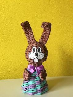 Paper Weaving, Basket Weaving, My Works, Wicker, Origami, Hobbit, Recycling, Blog, Paper Basket