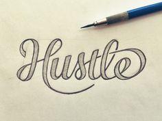 Hustle by Sean McCabe