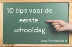 Begin schooljaar | lessenvanlisa.nl Superhero Classroom, New Career, Getting To Know, First Day Of School, Primary School, Activities For Kids, Teacher, Learn English, First Class