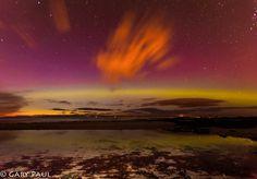 Aurora Borealis | Lossiemouth, Scotland