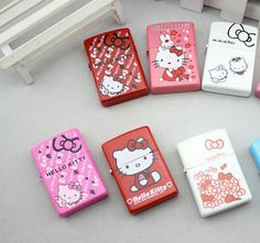 Popular Lighter Hello Kitty-Buy Cheap Lighter Hello Kitty lots ...
