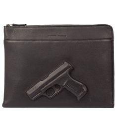 Vlieger & Vandam: Portfolio Gun Black | laptop sleeve