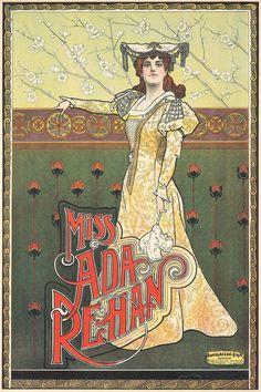 Vintage Ads, Vintage Posters, Art Nouveau Mucha, Tarot, Poster Ads, Music Magazines, Illustration Art, Vintage Illustrations, Celtic