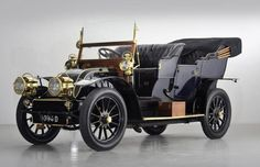 1904 CGV 6.25-Litre Type H1 four-cylinder side-entrance phaeton