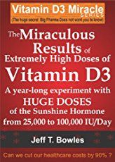 4 amazing benefits of vitamin D3 for the human body and why you should be taking a supplement to receive maximum benefits of Vitamin D3