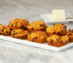 ... Thinkers by Breville | Carrot Apple Ginger Tea Cakes from Juicer Pulp