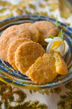 Печенье с сыром / Biscotti al formaggio