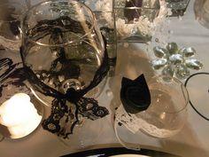 Optez pour une décoration «Noir et Blanc» | Les Tables d'Okiss©